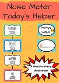 NOISE METER + TODAY'S HELPER