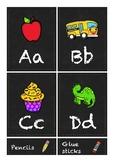 Classroom decor (bulletin board ideas, abc's, numbers, mat