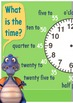 Classroom display - Telling the time