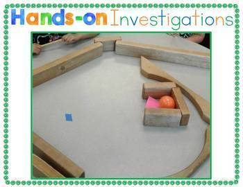 Kindergarten Classroom in Motion: Racetracks and Targets (K-PS2-1)