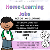 Home Learning Jobs for Distance Learning Instead of Classr