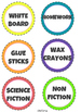 Classroom labels! OVER 50! PRINTABLES