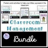 Classroom management bundle for Pre-K, preschool, kindergarten