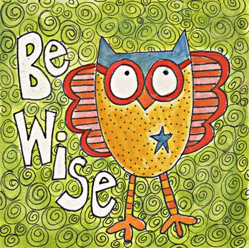 Owl,Classroom management poster,Good choices, classroom rules, Be Wise Owl