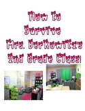 Classroom management survival guide!