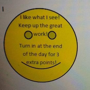 Classroom managment-positive smiles