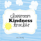 Classroom or Family Kindness Tracker