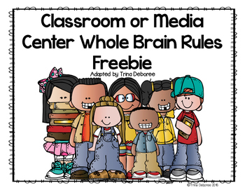 Classroom or Media Center Expectations