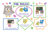 Classroom or School Rules