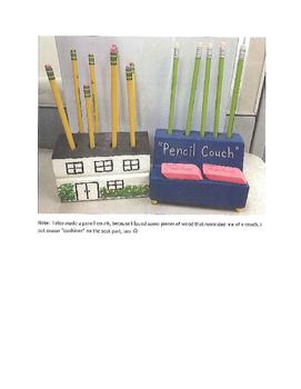 Classroom organization and procedures - Pencils