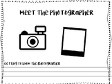 Classroom photographer of the week