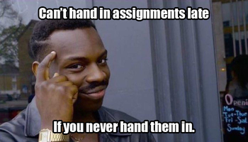 Classroom posters - memes