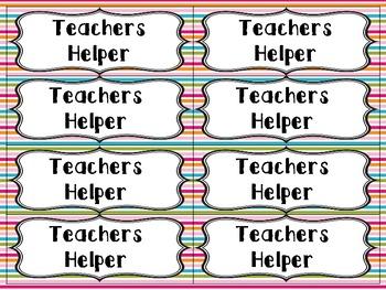 Classroom rewards- No treasure box needed!