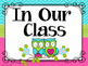 Classroom rules - Primary