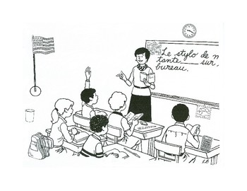 Classroom scenes Speaking activity