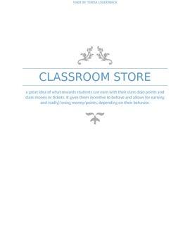 Classroom store