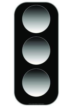 Classroom traffic light