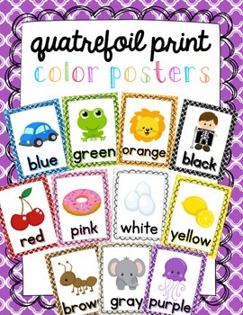 ClassroomColor Posters