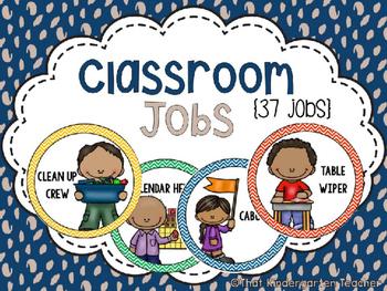 Classrooms Jobs {Chevron}
