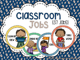 Classrooms Jobs {Chevron}