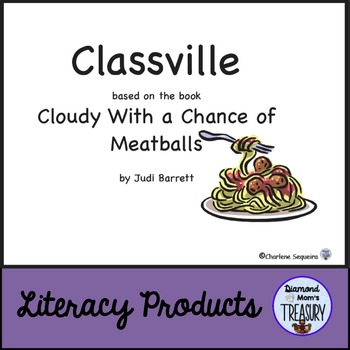 Classville based on Cloudy With a Chance of Meatballs