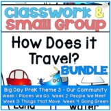 Classwork & Small Group Bundle(Pairs with Scholastic Big D