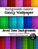 Classy Wallpaper Digital Paper Background for Commercial Use