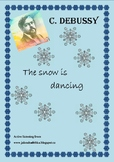 Claude Debussy - The snow is dancing
