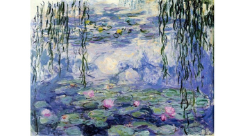 Claude Monet Art History