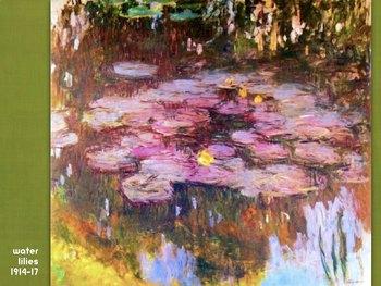 Claude Monet - Art History - Impressionism - Impressionist - Art - 231 Slides