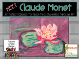 Claude Monet Famous Artist Unit-Art Project and More
