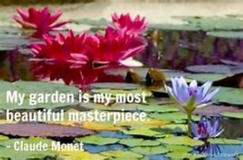 Claude Monet Power Point