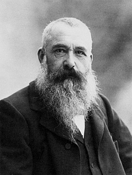 Claude Monet- Text and Exercise Sheets
