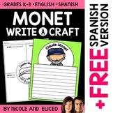 Writing Craft - Claude Monet Art History