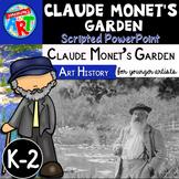 Claude Monet's Garden - Art History for Younger Artists