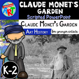 Claude Monet's Garden - Art History for Younger Artists