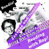 Claudette Colvin Reading Passage Activities Using Black Hi
