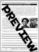 Claudette Colvin & Rosa Parks • Reading Comprehension Passages Questions • RL II