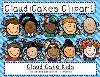 ClaudiCakes Kids Clipart