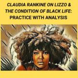 Claudia Rankine on Lizzo and the Condition of Black Life: Practice with Analysis