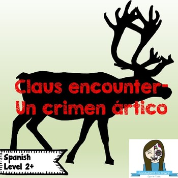 Claus Encounter- An Arctic Crime
