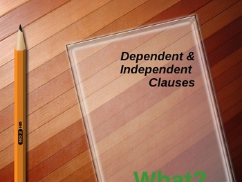 Clauses Powerpoint