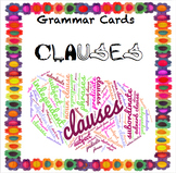 Clauses: Task Cards