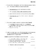 Clauses/Types of Sentences Unit Test MODIFIED