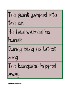 Clauses game- Making compound sentences
