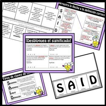 Claves de Contexto - S.A.I.D