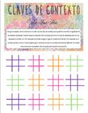 Claves de Contexto Tic-Tac-Toe
