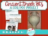 Clay: A Greek Coil Pot