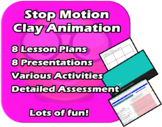 Clay Animation - Movie Making - Lots of fun!!! Complete Un