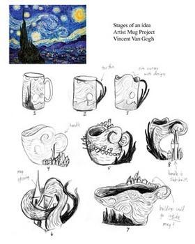 Clay - Artist Mug Project